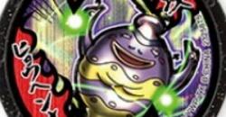 【妖怪ウォッチ】妖怪メダルバスターズ(Bメダル)ヒョウヘンナのQRコード!