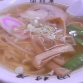 青竹手打ちラーメン 田村屋 食感が楽しい麺にマイルドなスープがベストマッチ!