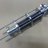 『真空機器に組み込まれる溶接ベローズ』の画像