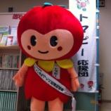 『等身大トマピー現る! 戸田市ボランティア・市民活動支援センター(TOMATO)』の画像