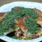 『じゃが芋のミート焼き&コンソメスープ』の画像