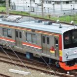 『ジョグジャで武蔵野帯復活か!?大波乱のデポック電車区橋の上(10月分)』の画像