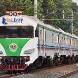 『【日車KRD MCW302】Rail Clinic/Library、Tanah Abangへ返却(10月24日)』の画像