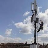 『天津市では、5Gのアンテナの設置が進む。』の画像