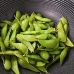 新しい食べ方を発見!香り枝豆