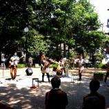 『5月25日の後谷公園まちかど広場コンサートはFunk★Rangerさんに出演いただきました。』の画像