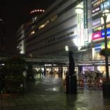 『【速報】浜松で豪雨、JR運転見合わせで浜松駅構内は通勤、通学帰りの人たちでごった返してる』の画像
