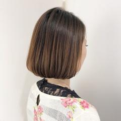MINXのプラチナ縮毛矯正は業界一ダメージレスでナチュラルに仕上がります!