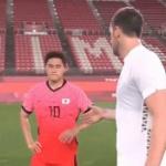 【東京五輪】韓国サッカー代表、初戦でNZに敗れ握手拒絶!NZの選手もあきれ顔…
