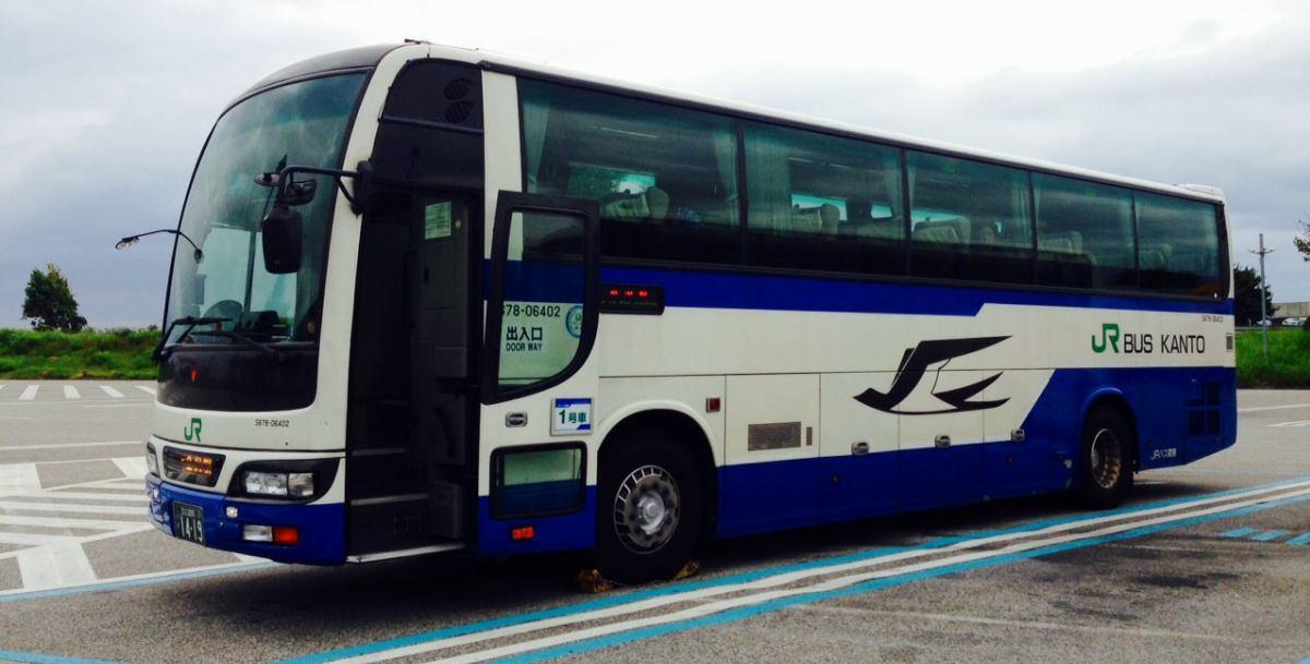 ボイストレーナーのバス日記グランドリーム19号初便乗車コメント                hirosonbus