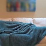 『睡眠時間と脱水リスク上昇の関係』の画像