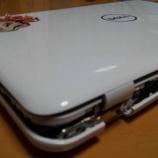 『ギリギリ保証期間内、まさかの電池膨張!娘のノートパソコン!』の画像