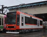『東京都電に新型車8900形登場』の画像