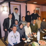 『2013年11月30日 忘年会:弘前市・魚々家』の画像