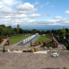 『須磨離宮公園の秋バラとキャンドルナイト』の画像