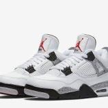 """『【店舗情報】NDC Link/直リンク 2016/2/13 発売予定 Air Jordan 4 '89 """"White Cement""""』の画像"""