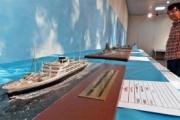 旧日本海軍・航空母艦も登場、プラモデル展示会 岡山・津山
