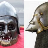 ヨーロッパ中世の甲冑の画像ください