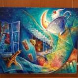 『大橋ふみのりさん絵画教室in千葉県成田市』の画像