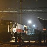 『K3-76~84系 8両、Purwakartaへ廃車回送される(7月17日)』の画像