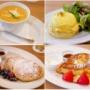 【東京駅】 サラベス 東京店 Sarabeth's サラベス定番メニュー ハーフコース