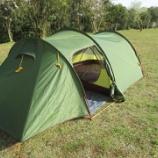 『久しぶりに新しいテントを購入しました(ネイチャーハイク)』の画像