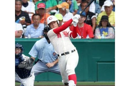 【速報】巨人ドラフト1位に智弁学園の岡本が急浮上、長打魅力の高校生NO・1野手 alt=