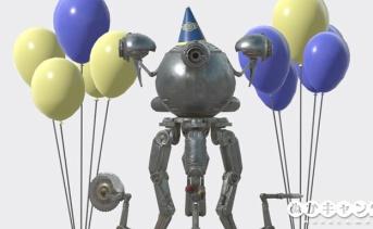 Vault 76のロボット達