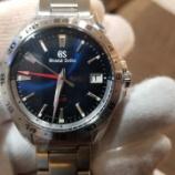 『人気の青文字盤GMTが久々の再入荷!SBGN005』の画像