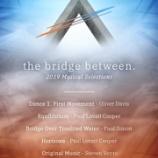 『【DCI】アカデミー2019年ショー『 The bridge between(ブリッジ・ビトウィーン)』曲目等詳細と原曲音源です! [随時更新]』の画像