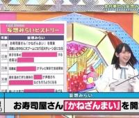 【日向坂46】お寿司は2019年も絶賛迷走の予感!?お寿司屋さん「かねざんまい」wwwww
