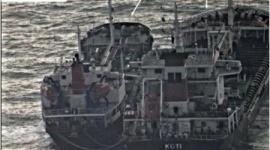 【米国】「韓国のタンカー2隻が中国経由で北朝鮮に入ったぞ!」 国連制裁違反の可能性