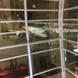 『ANA NH867便 羽田-金浦 エコノミークラス シートピッチが改善した?』の画像