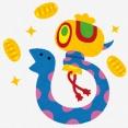 【謎】公務員「ヘビが公金のみ込んだ」 1000万円近い政府資金が行方不明に・・・・・・・