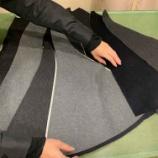 『真冬に暖かいスカートを製作します。』の画像