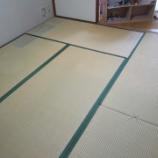 『港区夕凪にあるシティコーポ朝潮にお住まいのお客様宅の畳の表替え〜』の画像