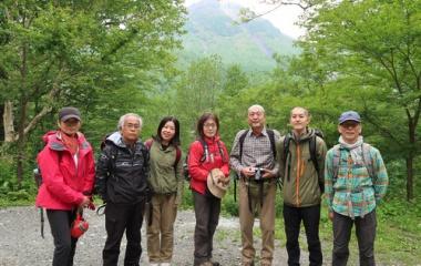 『上高地散策 2019/6/19』の画像