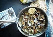 一番美味しい貝類