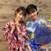 早川支配人、ツーショットを掲載「太野彩香ちゃん 村雲颯香ちゃん 姉妹みたいな2人です。」