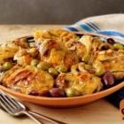 『スペイン料理のレシピ』の画像