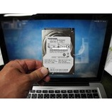 『MacBookPro 13inch Early2011 HDD交換修理』の画像