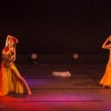 『『シークレットガーデン』ステージを彩る物語【2】スイカズラ、イトスギ、たそがれ(インド舞踊)、お花の妖精たち。』の画像