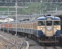 『懐かしの113系電車』の画像