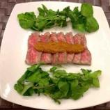 『ローストビーフレシピ』の画像