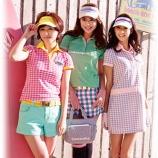 『《彼氏と一緒に》モデルにならう、ゴルフ女子コーデ☆《ファッション》 【ゴルフまとめ・ゴルフウェア おしゃれ 】』の画像