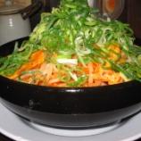 『凄いボリューム「赤味噌野菜ラーメン」食べました!』の画像