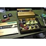 『ドローン用 社外品充電器の修理作業』の画像