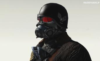 NCR Desert Raven Armor