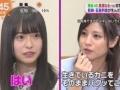 【画像】女子アナ、アイドルを顔面論破wwwww