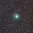 『増光中のタットル・ジャコビニ・クレサーク彗星(41P)』の画像